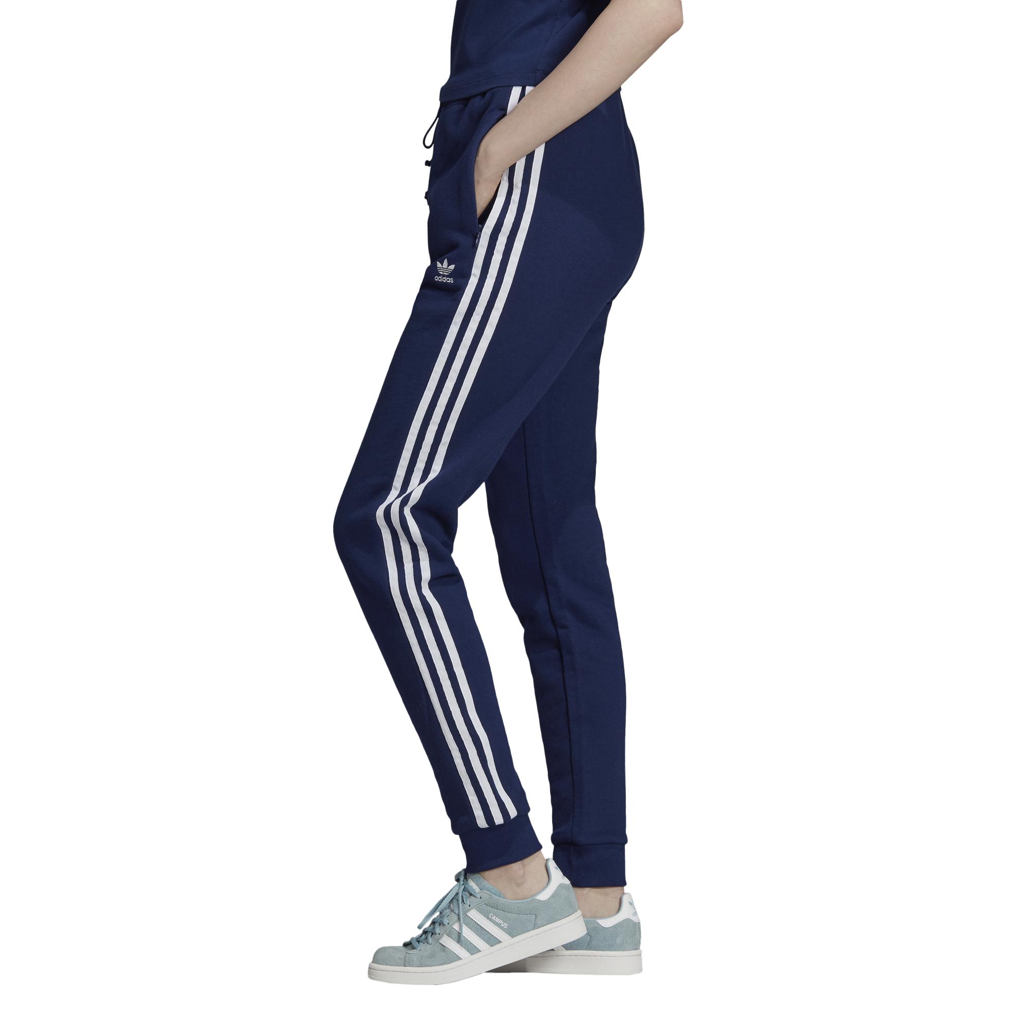 fast delivery outlet boutique detailed pictures Pantalon de survêtement femme adidas Cuffed 3-Stripes