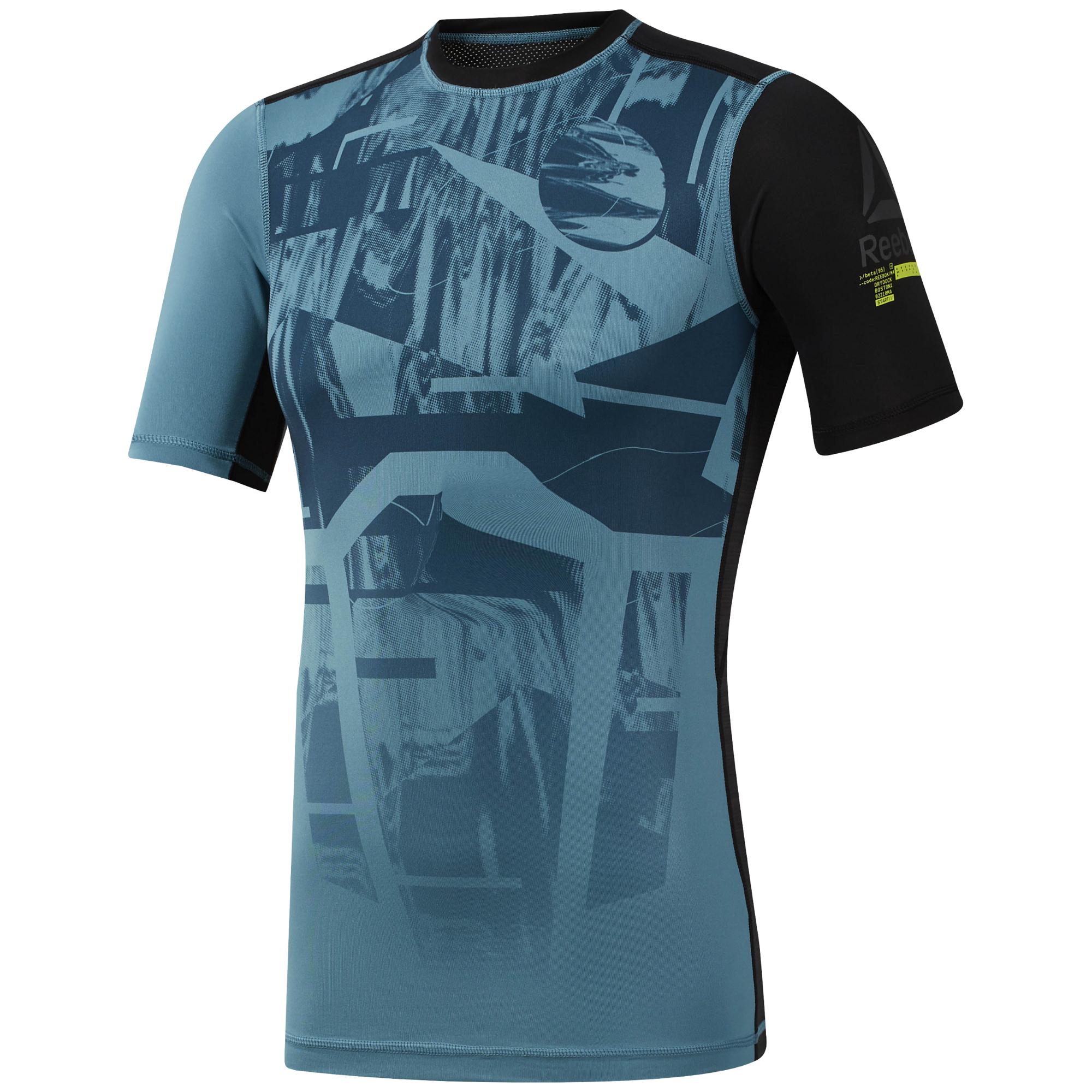 klassiset tyylit uusi tyyli saada halvalla T-shirt de compression Reebok Training