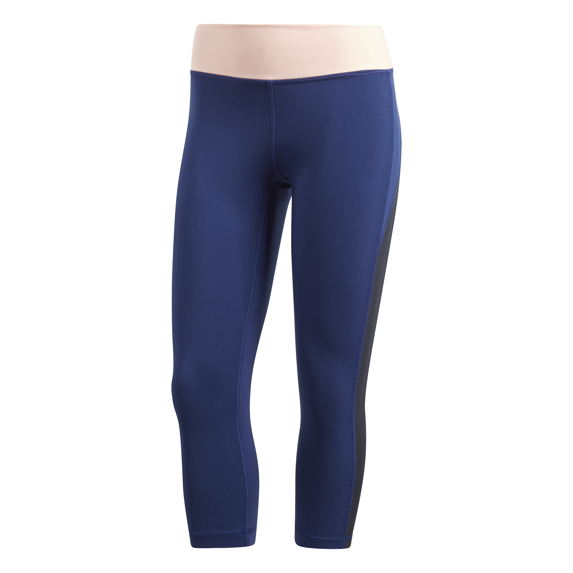 bas prix 92258 16900 Collant tight 3/4 femme adidas Believe This High Rise Color Block