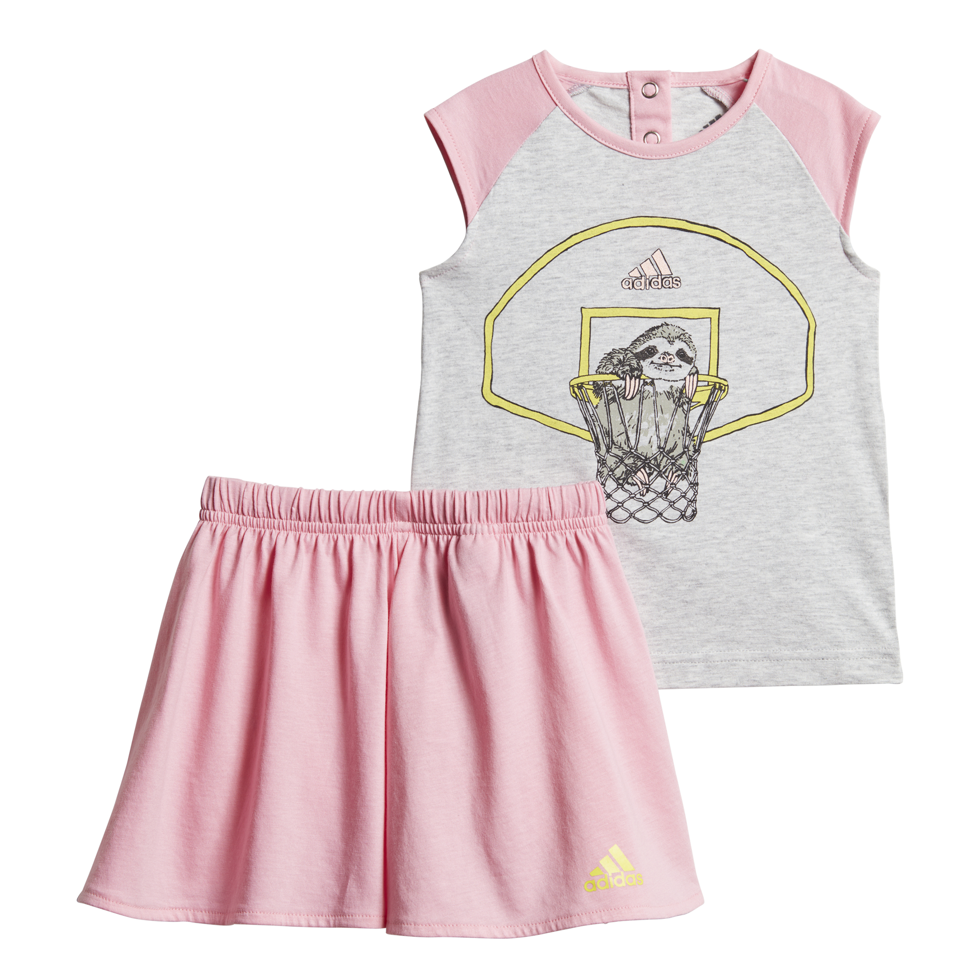 67eebb316b8fb Ensemble fille adidas Animal