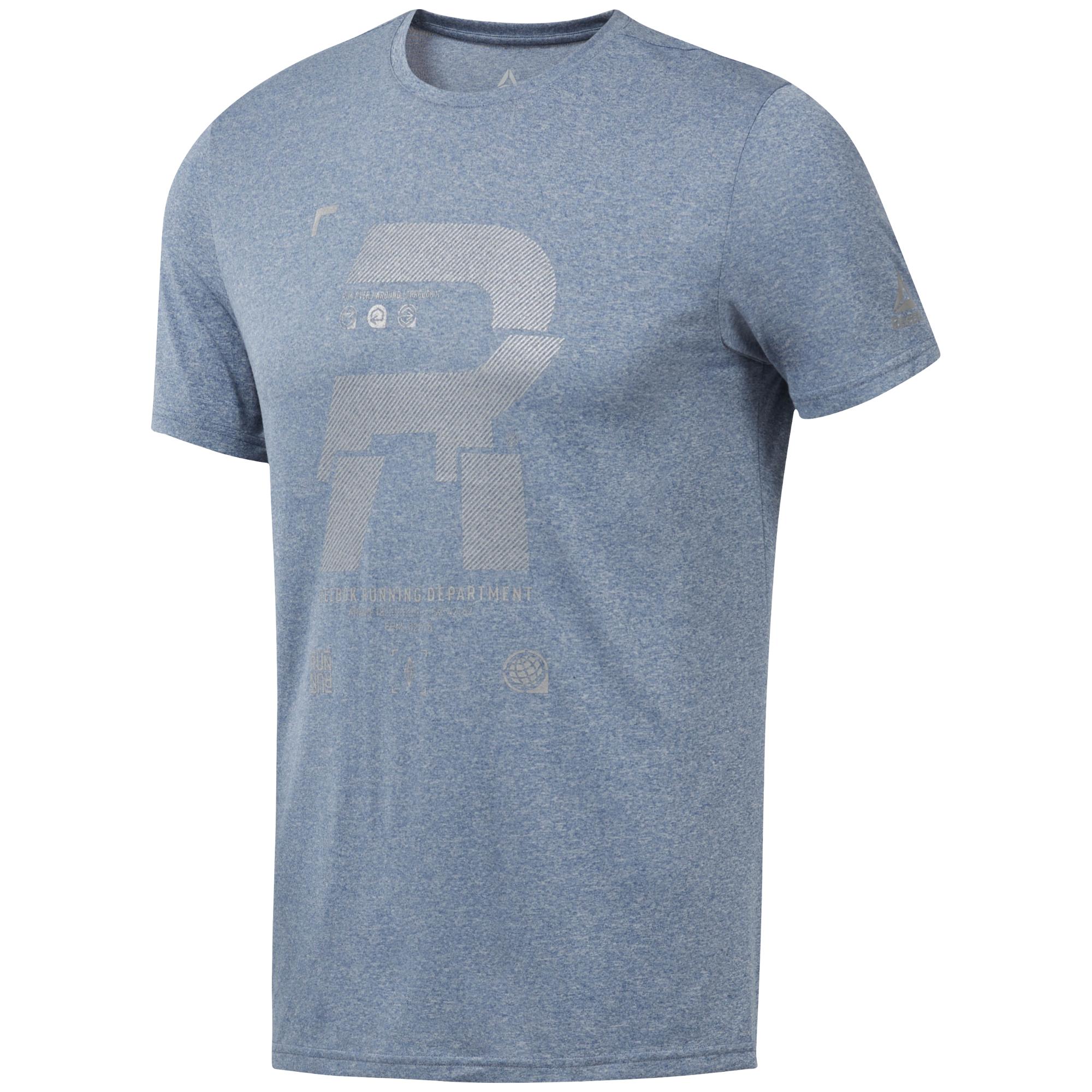 tanio na sprzedaż Nowy Jork brak podatku od sprzedaży T-shirt Reebok Running Reflective