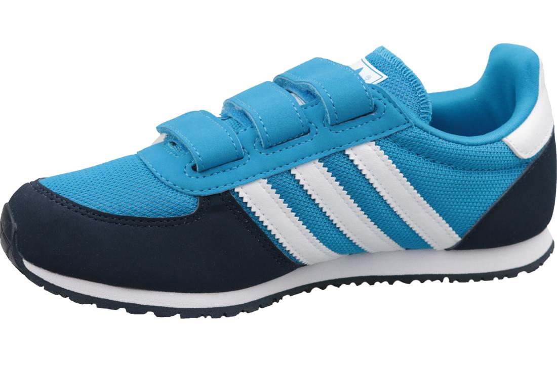 Adidas Adistar Racer CF J M17117 Garçon sneakers Bleu