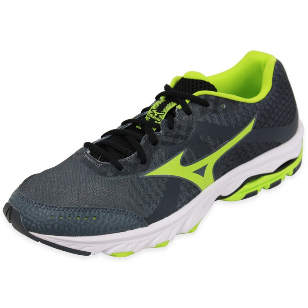 01dc13ac7f2 WAVE ELEVATION M GRY - Chaussures Running Homme Mizuno