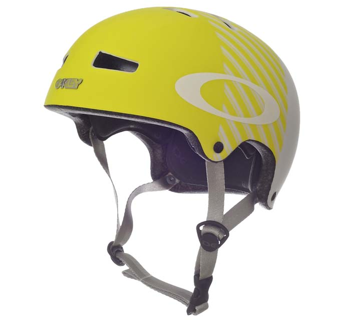 e81b5ad9be1 OAKLEY 2011 Helmet Bowl SUPERLIGHT 2.0 Sulphur Size L   XL ...