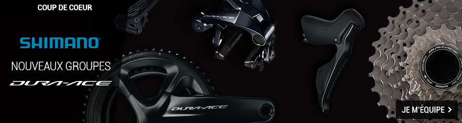 Transmission route Shimano Dura Ace