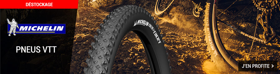 Michelin VTT Promo