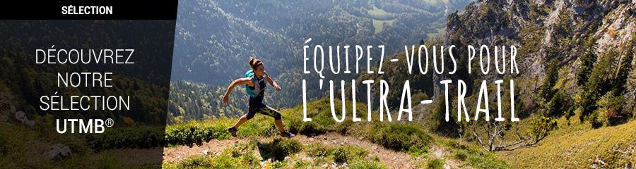 Equipez-vous pour l'ultra-trail!