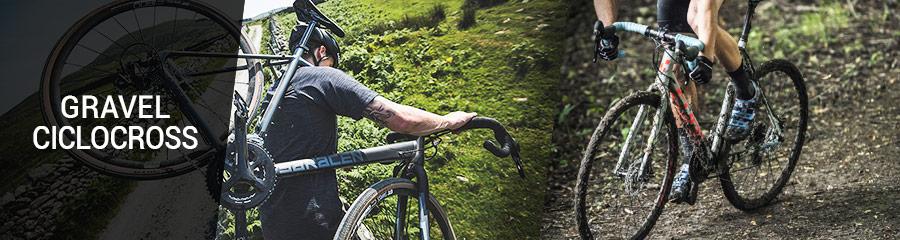 bici gravel ciclocorss