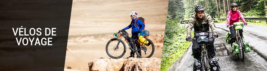 Vélos voyage