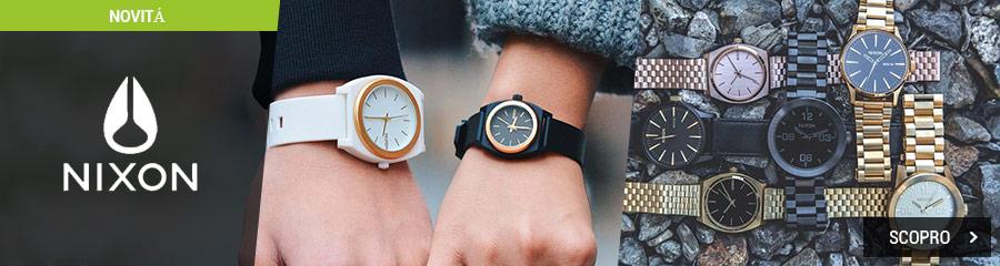 casual nixon orologi