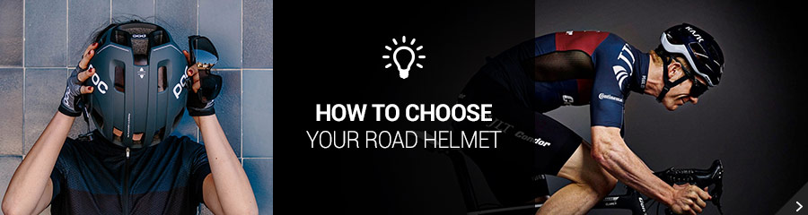 Choose Road Bike Helmet