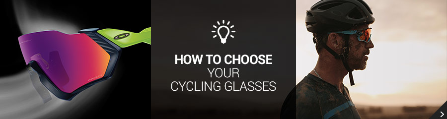 Choose Cycling Glasses