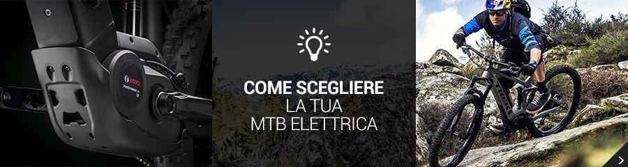 Consiglio mtb e-bike