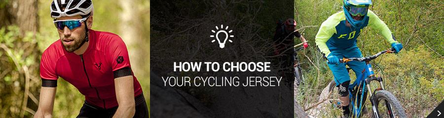 Choose Cycling Jersey