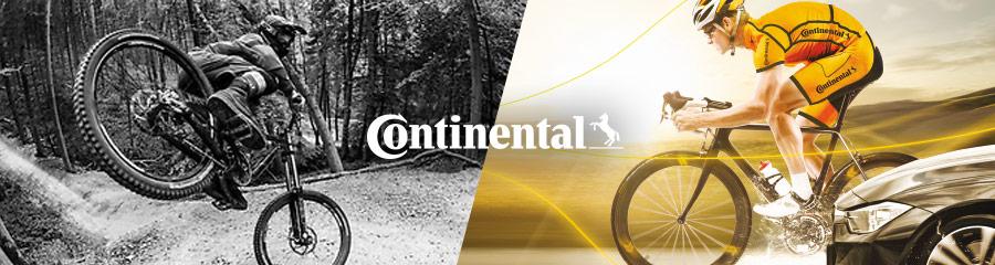 Pneus vélo Continental