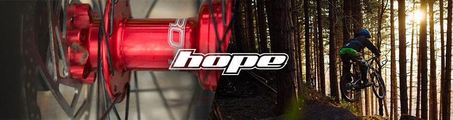 Hope E4 Semi Métallique Métal Disque Frein Patins Chaussure Hydraulique Tech Par