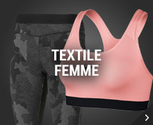 Running Textile Femme