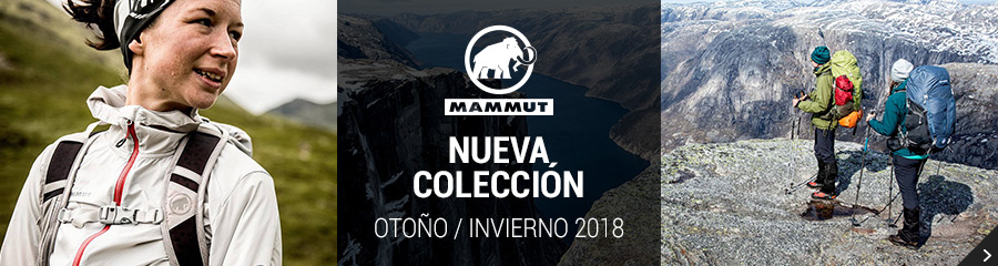 Nouvelle collection Mammut