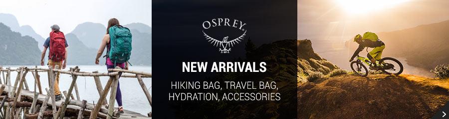 Nouveautés Osprey
