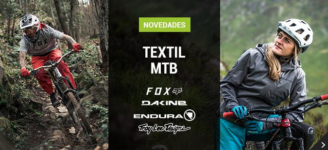 Nouveautés Textile VTT