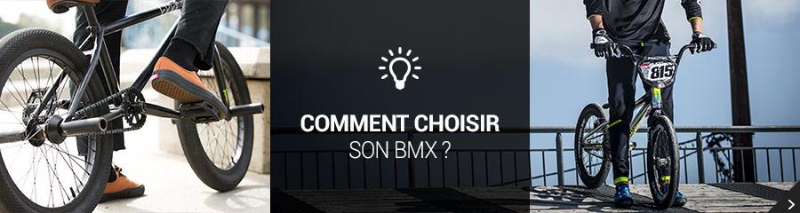 Comment choisir son BMX