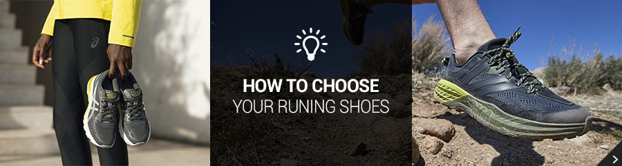 Choose Running Shoes