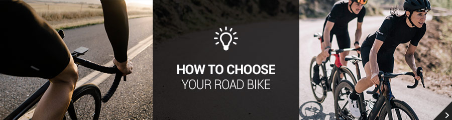 How to choose your Road Bike?