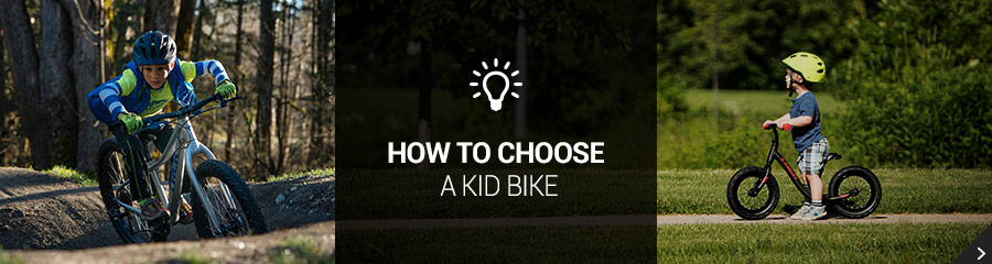 Choose Kid Bike