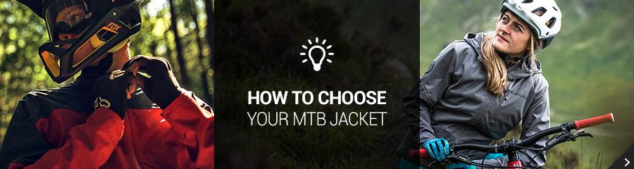 Choose MTB Jacket