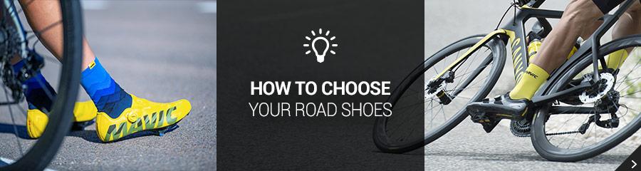 Choose Road Shoes