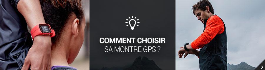 Comment choisir son montre GPS