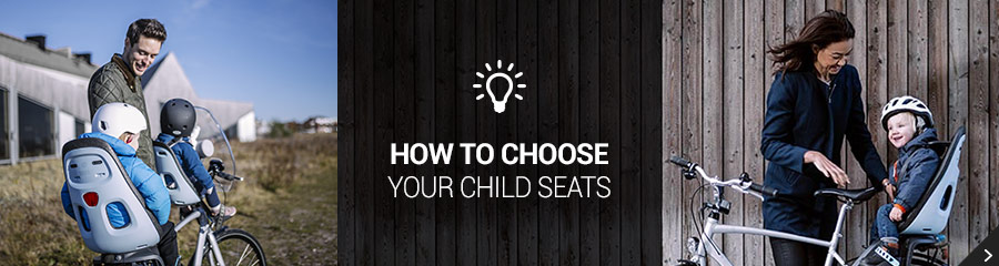 Choose your Child Seat