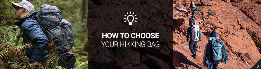 Choose Hiking Bag