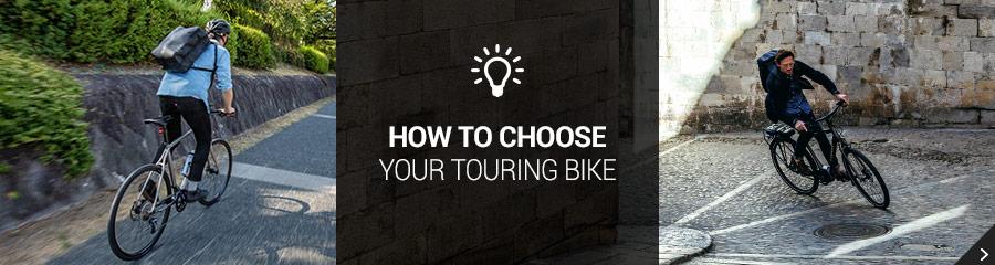 Choose your Touring Bike
