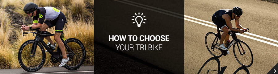 Choose Triathlon Bike