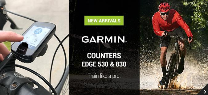 Garmin Edge 530 & 830