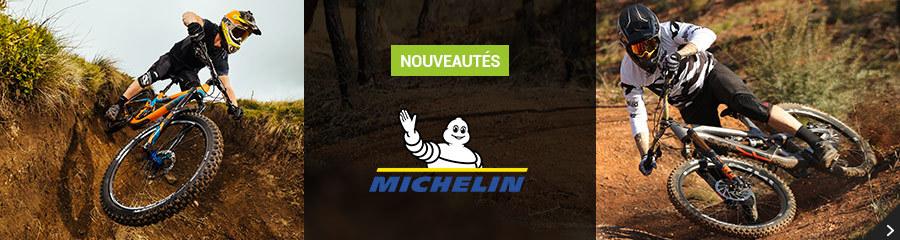 Nouveautés Michelin VTT