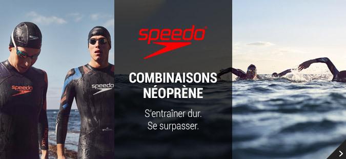 Combinaisons Néoprène Speedo