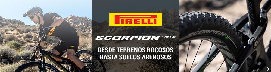 Pirelli Focus VTT