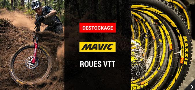 Déstockage Roues Mavic VTT