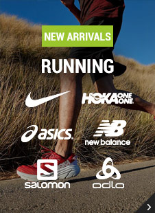 New arrivals running