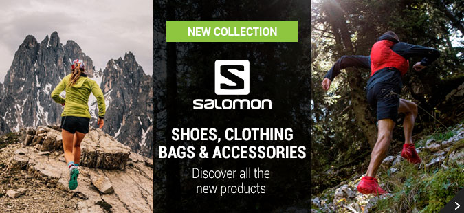 New arrivals Salomon