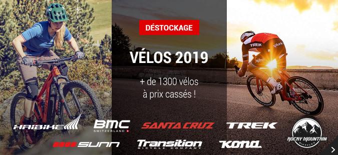 Déstockage Vélos 2019