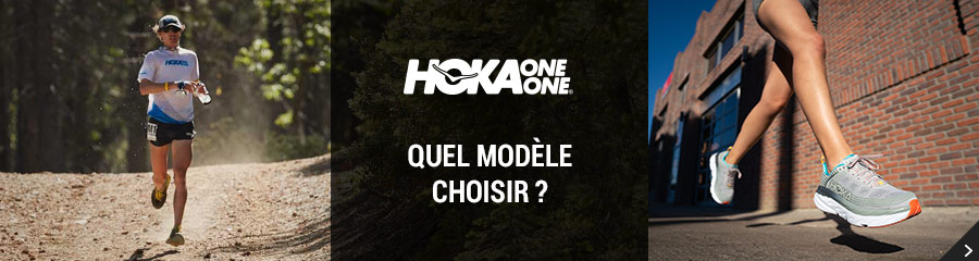Hoka - Quel modèle choisir ?