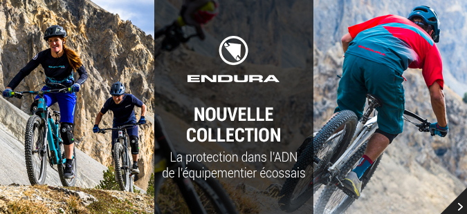 Nouvelle collection endura