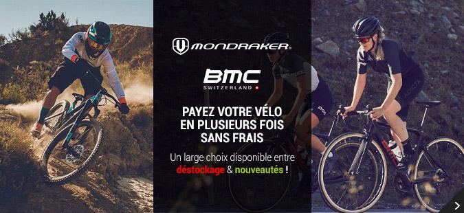 Mondraker & BMC