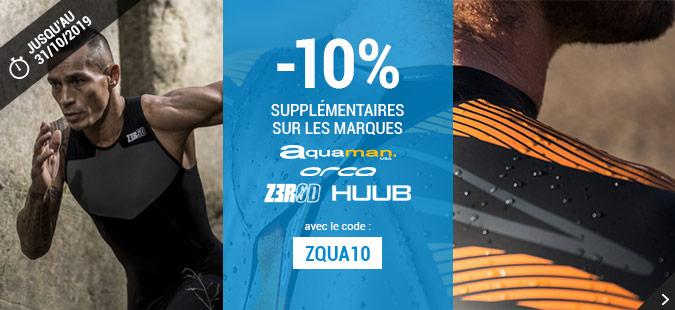 -10% Orca, Z3rod, Aquaman, Huub