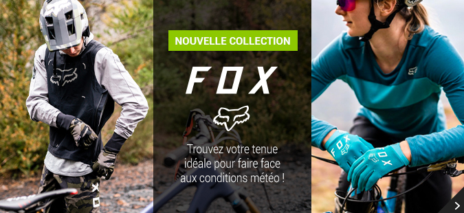 Nouvelle Collection Fox