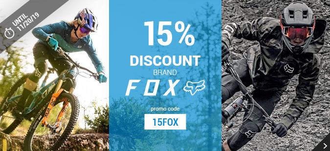 -15% Fox