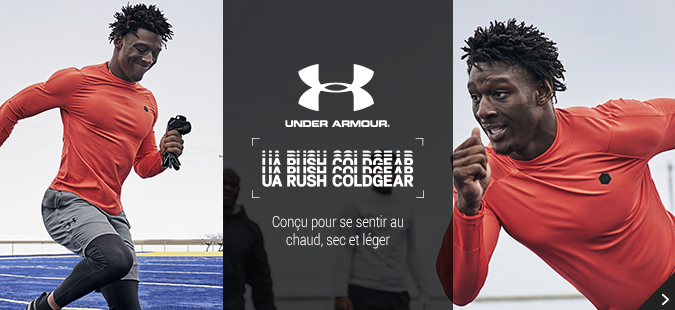 Under Armour Technologie Rush
